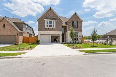 Pflugerville Single Family Home For Sale: 4217 Brean Down Rd