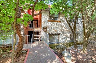 Austin Condo/Townhouse For Sale: 8200 Neely Dr #136