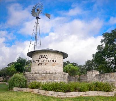 Hays County Residential Lots & Land For Sale: 10029 Brangus Rd