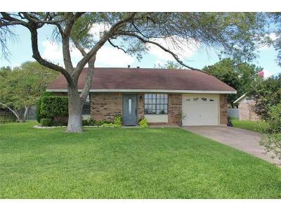 Lockhart Single Family Home Pending - Taking Backups: 1405 Center St