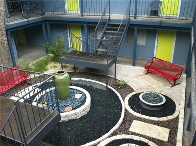 Austin Rental For Rent: 4209 B Ave #201
