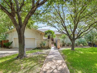 Austin Single Family Home For Sale: 8425 Adirondack Trl