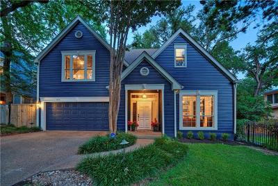 Travis County Single Family Home For Sale: 1513 Elton Ln