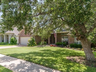 Round Rock Single Family Home Pending - Taking Backups: 1340 Becca Teal Pl
