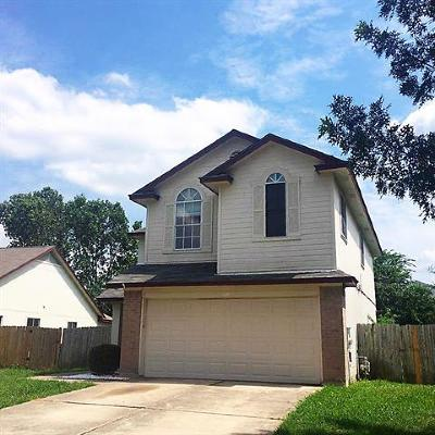 Hutto Rental For Rent: 110 Cotton Creek Way