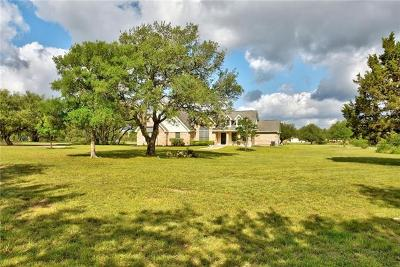 Buda, Kyle Single Family Home For Sale: 1222 Ruby Ranch Rd