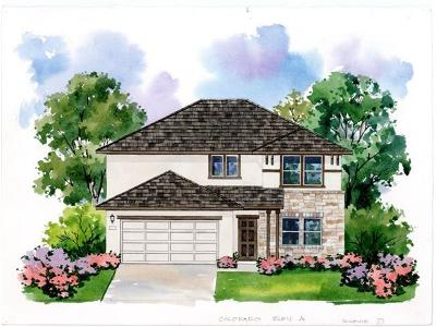 Liberty Hill Single Family Home For Sale: 305 Quarry Rock Cv