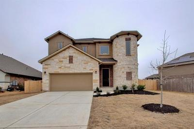 Pflugerville Single Family Home For Sale: 20001 Sparkhawk Ter