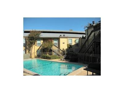 Austin Condo/Townhouse For Sale: 1000 W 26th St #120