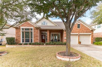 Round Rock Single Family Home Pending - Taking Backups: 1008 Winding Creek Pl