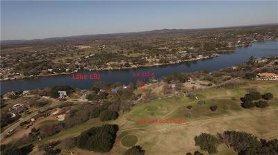 Horseshoe Bay Residential Lots & Land For Sale: Lot 322-A Pack Saddle Dr