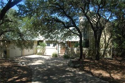 Austin Single Family Home For Sale: 5100 Quail Run