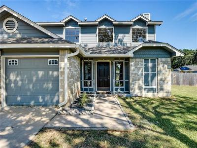 Austin Single Family Home For Sale: 7700 Wakefield Dr