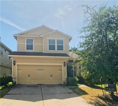 Single Family Home Active Contingent: 8724 Blackvireo Dr