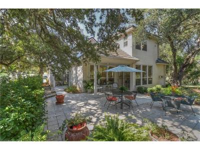 Horseshoe Bay Single Family Home For Sale: 109 Lost Spur