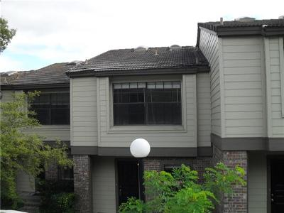 Austin TX Condo/Townhouse Pending - Taking Backups: $288,500