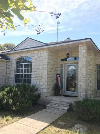 Wimberley Single Family Home Pending - Taking Backups: 2 Wishing Well Ln