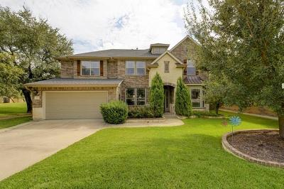 Cedar Park Single Family Home For Sale: 900 Williams Way