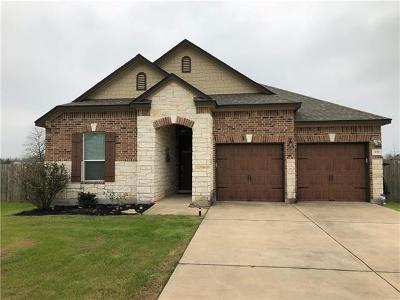 Bastrop County Single Family Home For Sale: 137 Margies Way