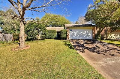Single Family Home Pending - Taking Backups: 1302 Saddle Horn Cv