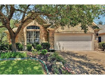Cedar Park TX Single Family Home For Sale: $274,900
