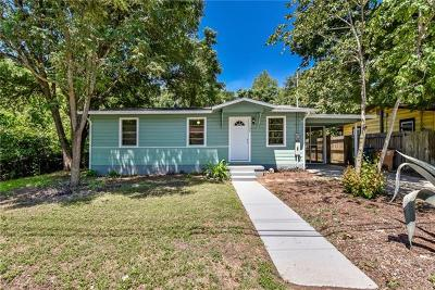 Austin Single Family Home For Sale: 1402 Greenwood Ave