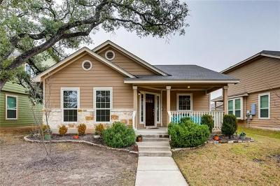 Round Rock Single Family Home Pending - Taking Backups: 727 Heritage Springs Trl