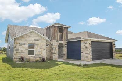Burnet County Single Family Home For Sale: 101 Thomas Cv
