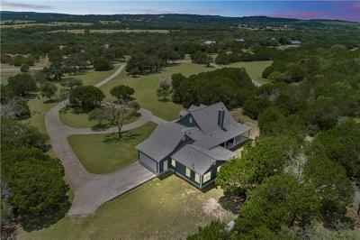 Dripping Springs TX Single Family Home For Sale: $630,500