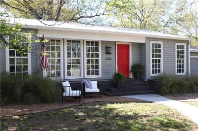 Austin Single Family Home For Sale: 3700 Lafayette Ave
