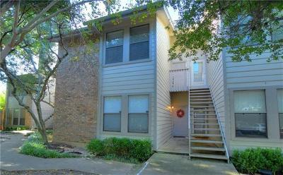 Travis County Condo/Townhouse For Sale: 3839 Dry Creek Dr #145