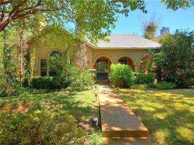 Austin Single Family Home Pending - Taking Backups: 904 W 18th St