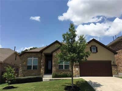 Cedar Park Single Family Home For Sale: 3005 Media Dr