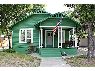 New Braunfels Single Family Home For Sale: 556 N Union Ave