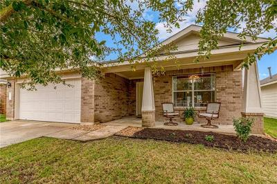 Elgin Single Family Home Pending - Taking Backups: 18005 Basket Flower Bnd