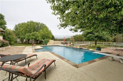 Dripping Springs Single Family Home Pending - Taking Backups: 703 N Canyonwood Dr