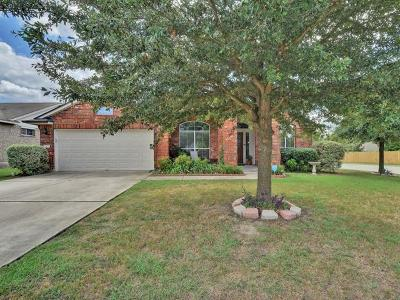 Pflugerville Single Family Home For Sale: 1401 Sweet Leaf Ln