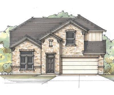 Leander Single Family Home For Sale: 416 Callahan Ln