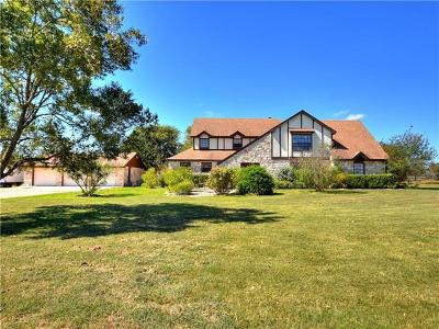 Pflugerville Single Family Home Pending - Taking Backups: 21116 Jakeshill Rd