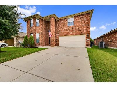 Pflugerville Single Family Home Pending - Taking Backups: 18424 Masi Loop
