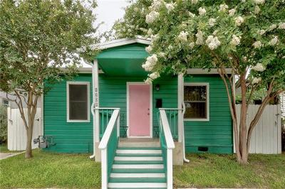 Single Family Home For Sale: 1208 Chestnut Ave