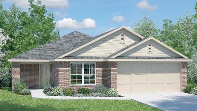 Leander Single Family Home For Sale: 120 Beech Creek Ln