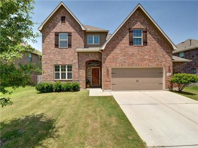 Round Rock Single Family Home Coming Soon: 3061 Agave Loop