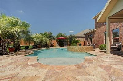 Single Family Home For Sale: 2913 Dusty Chisolm Trl