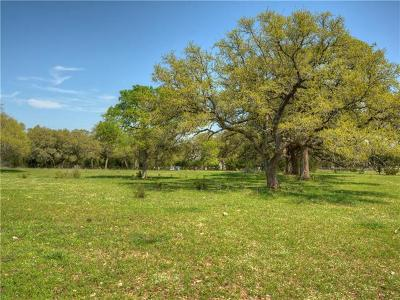 Georgetown Residential Lots & Land For Sale: 105 Highland Bluff Dr