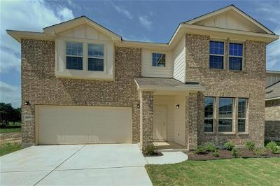 Leander Single Family Home For Sale: 1829 Chickasaw Run