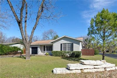 Travis County Single Family Home For Sale: 1500 San Carlos Dr