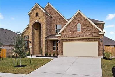 Leander Single Family Home For Sale: 3004 Desert Shade Bnd