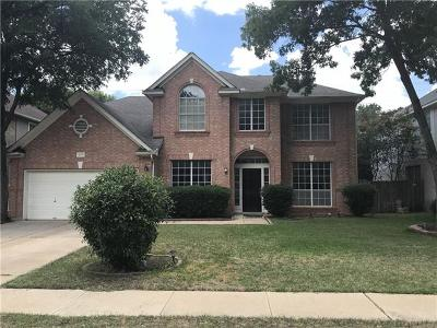 Round Rock TX Single Family Home For Sale: $299,999