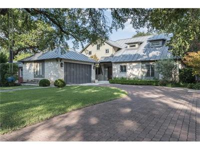 Travis County Single Family Home For Sale: 1103 Meriden Ln